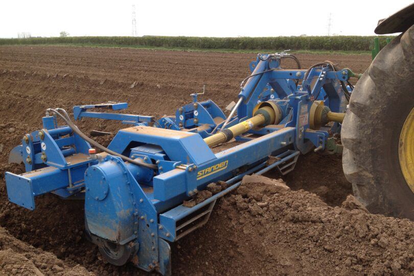 Jordbearbejdning