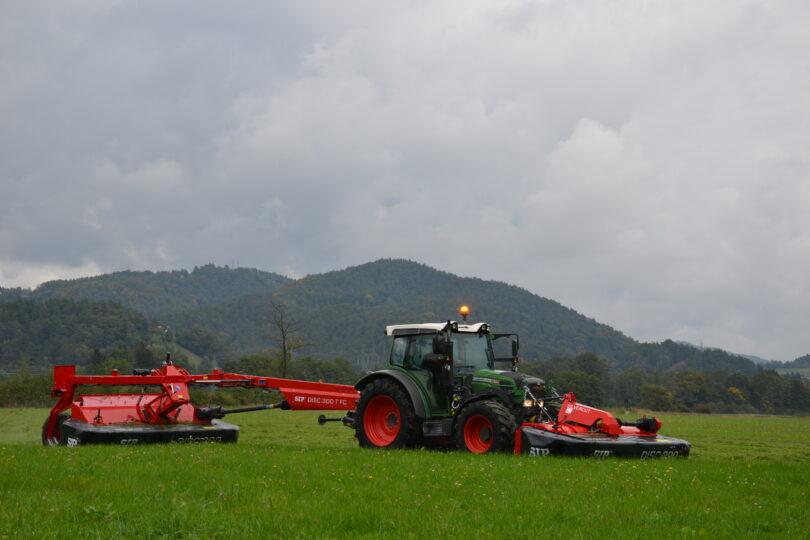 Græsbearbejdning